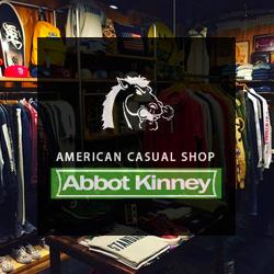 abbot kinney 直営店