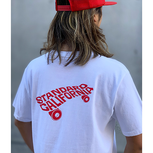 (STANDARD CALIFORNIA)SD Stay Stoked T 入荷しました。