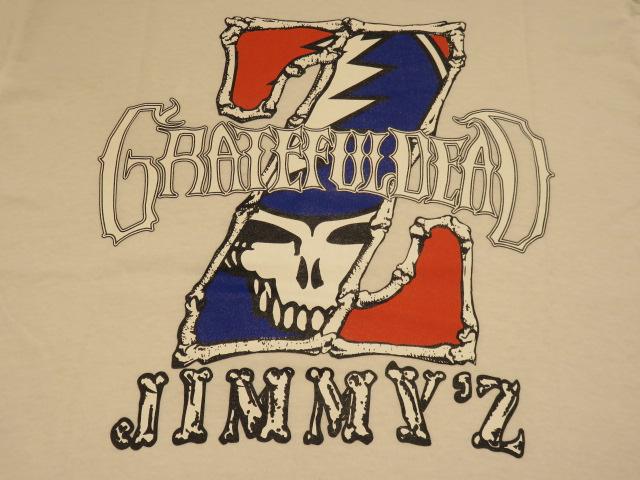 JIMMY'Z(ジミーズ) ×Grateful Dead (グレイトフル・デッド) 初のコラボレーション!